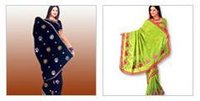 Polyester Sarees
