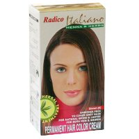 Italiano Brown Hair Color Cream