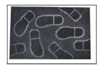 Shoe Pad Pin Rubber Mat