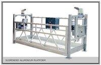 Suspended Aluminium Platform