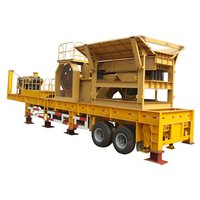 Mobile (Portable) Crushing Plant