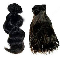 Machine Made Hair Wefts