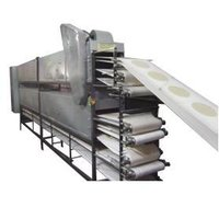 Auto Papad Making Machine