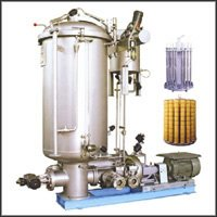 Hthp Vertical Yarn Dyeing Machines