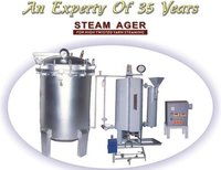Yarn Setting Steam Ager
