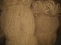 Two Ply Machine Twisted Coir Yarn