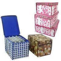 Cotton Storage Boxes