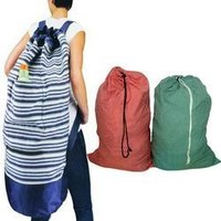 Printed Laundry Bags