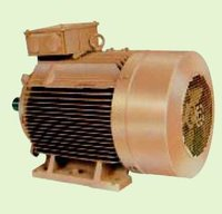 Standard Motors With Single Shaft Extension
