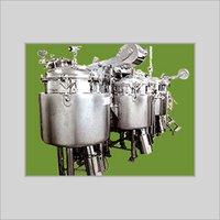 CGMP Model Complete Untouched Process