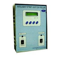 Automatic Street Light Switching Panel