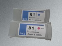 HP83 Compatible UV Pigmented Ink Cartridge