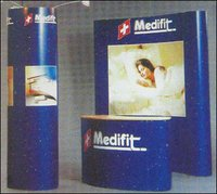Elegant Towerfix Round Display
