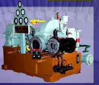 Back Pressure Turbine