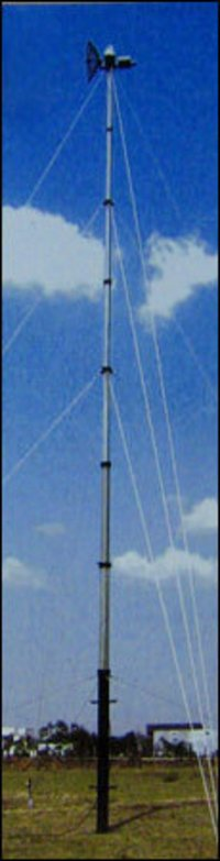 Pneumatic Telescoping Masts