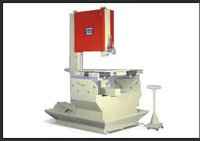 Manual Vertical Band Saw Machines