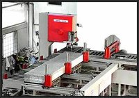 Plate Saw Vertical Band Saw Machine