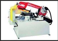 Fully Automatic Swing Arm Type Band Saw Machine With Angular Cuts
