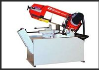 Manual Swing Arm Type Band Saw Machine With Angular Cuts