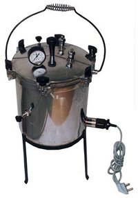 Aluminium Portable Autoclaves