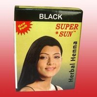 Black Herbal Hair Colour