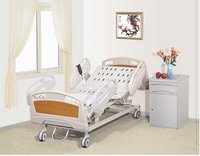 Five Function Electric Medical Care Bed