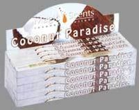 Coconut Paradise Incense Sticks