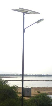 Solar Led Based Street Light