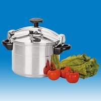 Straight Shape Pressure Cooker