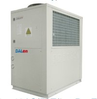 Box Type Air Cooled Chiller