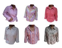 Ladies Fancy Shirts
