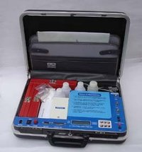 Microprocessor Soil Test Kit