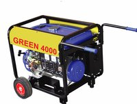 4kw Small Diesel Power Generator