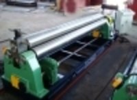 W11 Series Plate Bending Machine