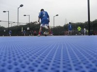 Interlocking Futsal Sports Flooring