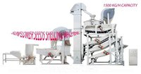 Sunflower/Castor Seeds Decorticating Machine