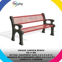 Outdoor Cast Iron Benches