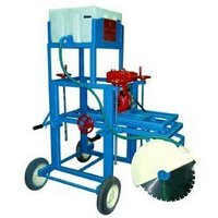 Curb Cutting Machine