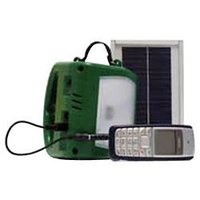 Solar Lantern With Mobile Charger
