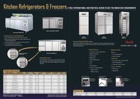 Kitchen Refrigerators And Freezers