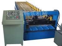 Wall & Roofing Roll Forming Machine