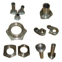 Cast Iron & S.G. Iron Machined Parts