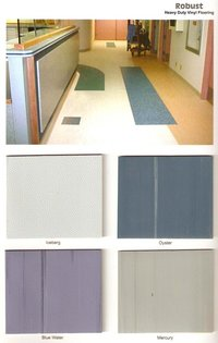 Heavy Duty Vinyl Flooring