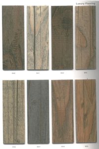Vinyl Plank Luxury Flooring