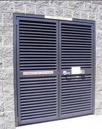 Aluminum Windows Shutters Louvers