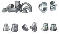 Industrial Butt Weld Pipe Fittings