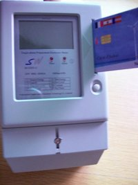 Single Phase Prepayment Energy Meter