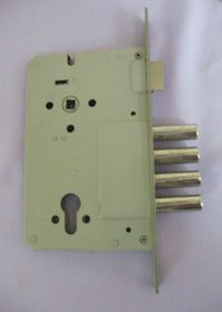 Lock Body 70mm 4-Rod