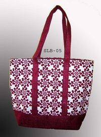 Jute Embroidered Bags