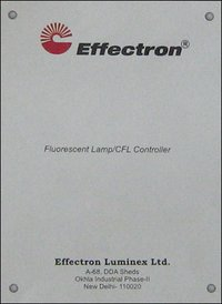 Fluorescent Tube Dimming Controller